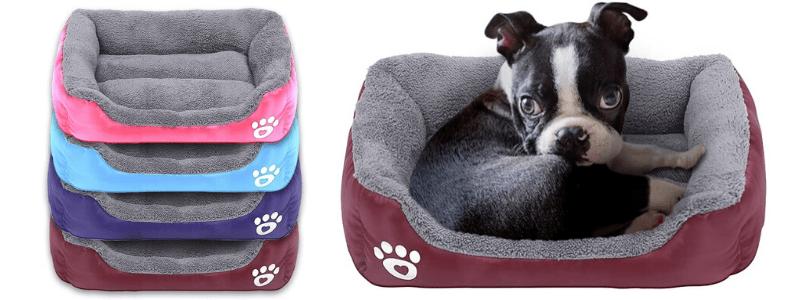 top 3 camas para perros pequeños, cama para perros pequeños PowerKing, camitas pequeñas para mascotas