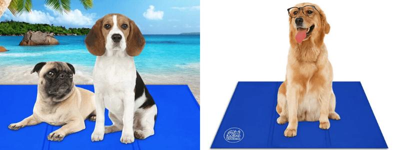 manta fría perros, cama refrescante para perros kiwoko, cama refrescante para perros amazon, camas refrescantes para perros opiniones